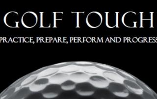 Dan Abrahams Golf Tough book cover