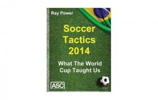 Soccer Tactics 2014 book cover