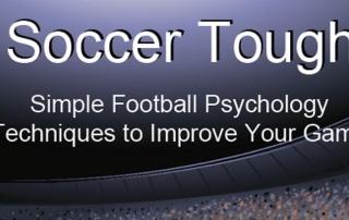 Dan Abrahams Soccer Tough book cover