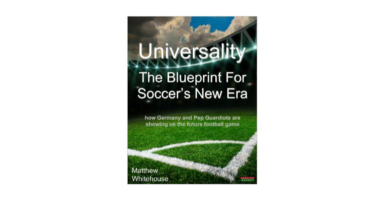 University - The blueprint for soccer's new era book cover