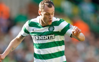 Anthony Stokes working on football psychology