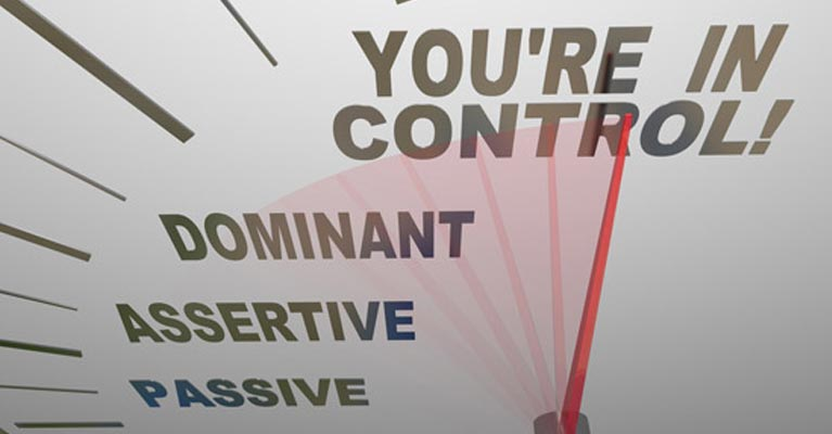 Dominant you're in control image
