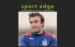 Dan Abrahams Sport Edge Workshop