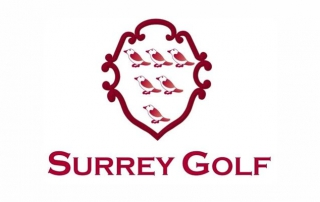 Surrey County Golf logo