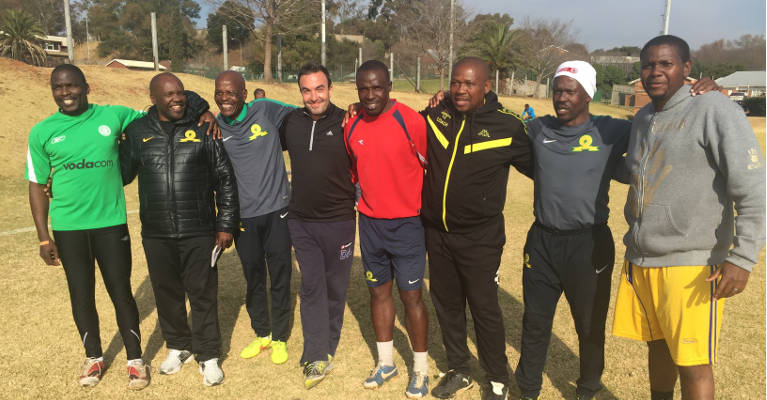 Soccer Psychology Workshop in South Africa