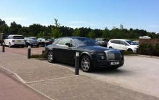 Photo of a Bentley car