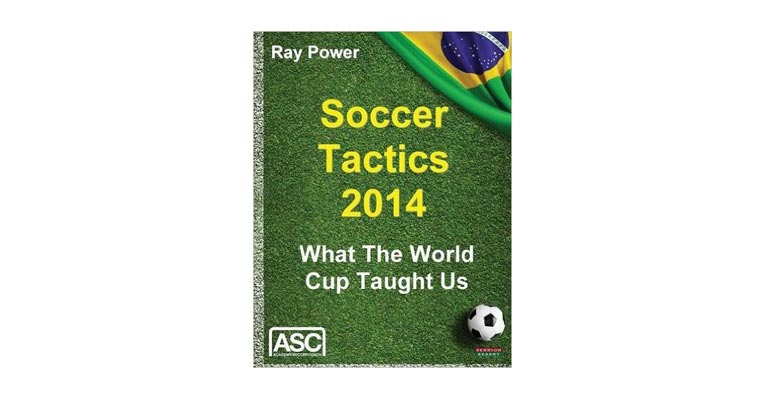 Soccer Tactics 2014 book cover