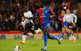 Yannick Bolasie preparing for Africa Nations Cup