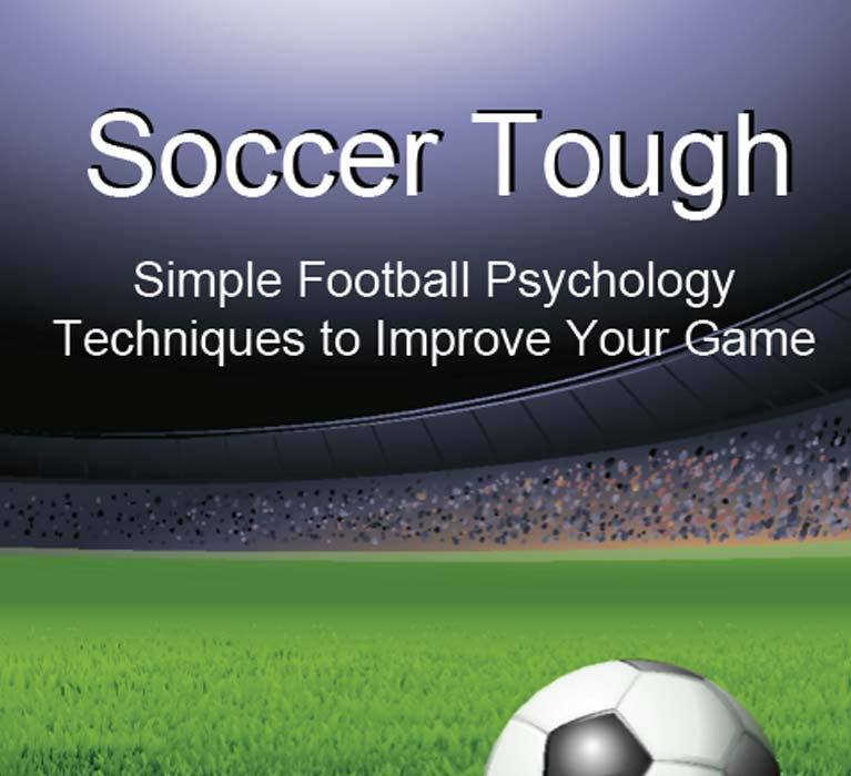 Dan Abrahams soccer psychology book Soccer Tough
