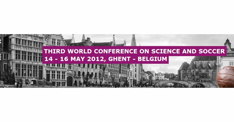 World Science of Soccer Congress 2012 - Belgium