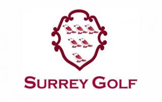 Surrey County Golf logo