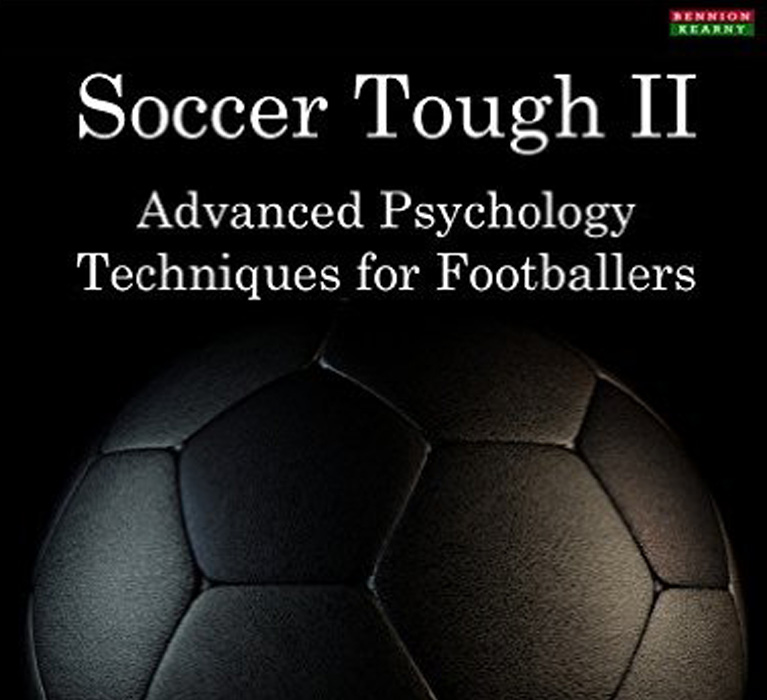 Dan Abrahams soccer psychology book Soccer Tough Two