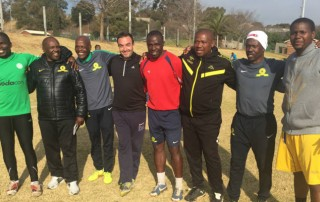 Soccer Psychology Workshop in South Africa