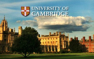 Cambridge University Golf Team