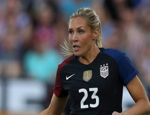 Client Allie Long – Olympics Here She Comes