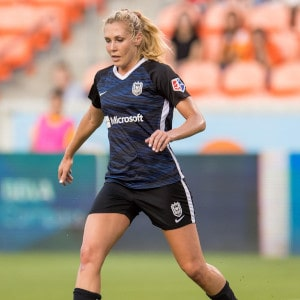 Allie Long Seattle Reign FC